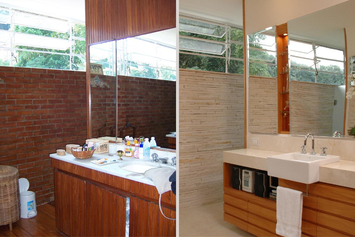 MorasBessone Arquitetos Antes & Depois #703920 1200x800 Banheiro Antigo Antes E Depois